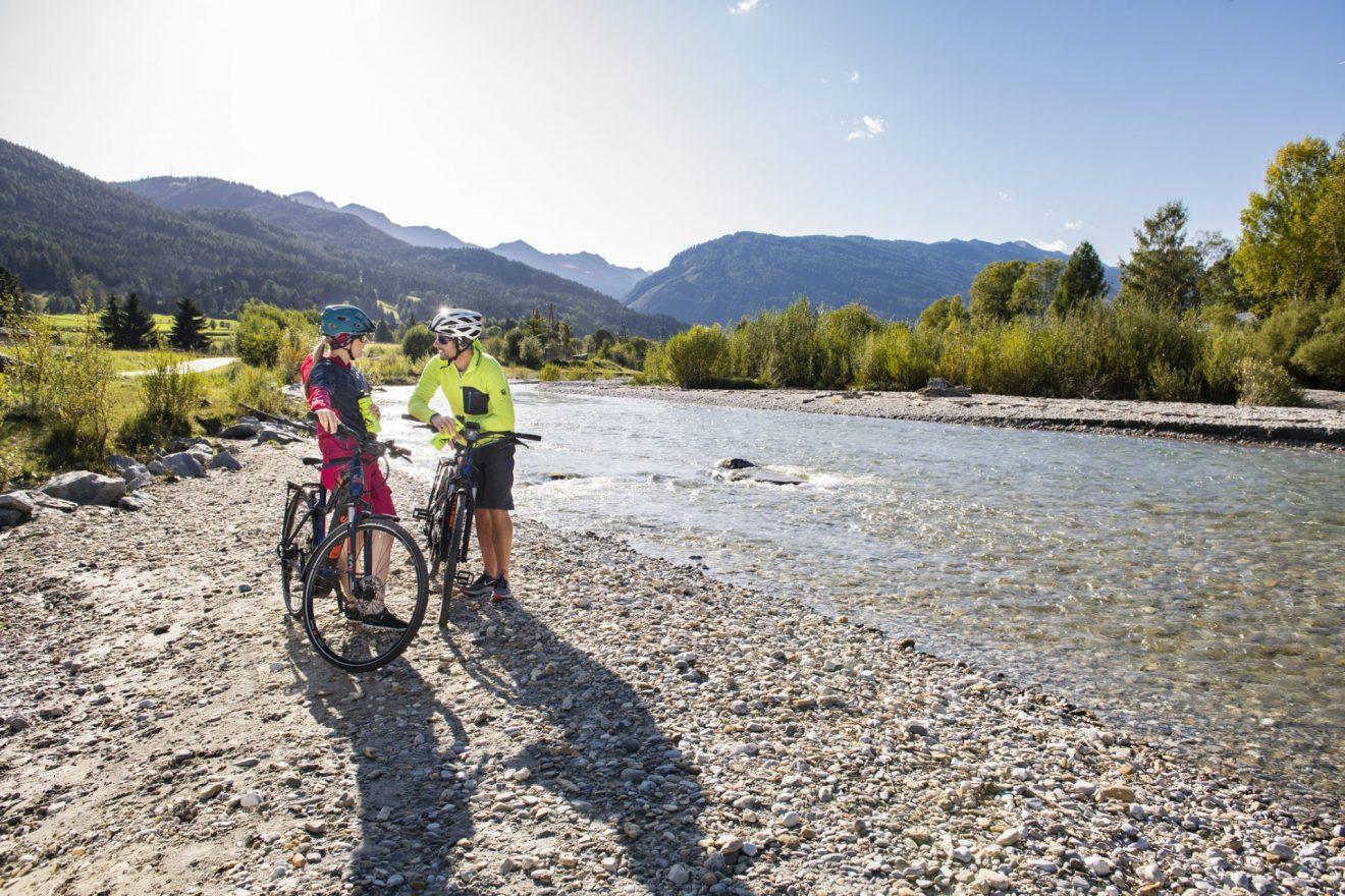 Mountainbiken im Salzburger Lungau - Bikervereinbarung
