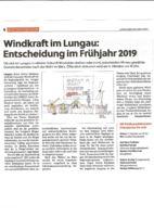 thumbnail of (2018-10-04) Windkraft im Lungau – Entscheidung im Frühjahr 2019