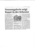 thumbnail of (2019-06-12) Tennengalerie zeigt Kunst in der Scheune