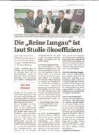 thumbnail of (2019-06-27) Die Reine Lungau ist laut Studie ökoeffizient