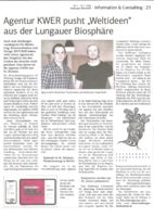 thumbnail of (2020-01-10) Agentur KWER pusht Weltideen aus der Lungauer Biosphäre