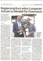 thumbnail of (2020-02-20) Regierung Kurz erkor Lungauer Schule zu Modell für Österreich