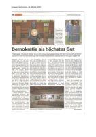 thumbnail of (2020-10-08) Demokratie als höchstes Gut