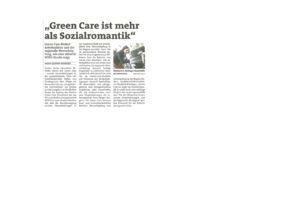 thumbnail of (2021-04-08) Green Care ist mehr als Sozialromantik