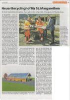 thumbnail of (2021-05-12) Neuer Recyclinghof für St. Margarethen