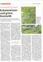 thumbnail of (2021-05-27) Kräuterwissen und grüne Kosmetik