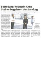 thumbnail of (2021-06-10) Beste Jung-Rednerin Anna Steiner begeistert den Landtag