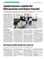 thumbnail of (2021-09-17) Seekirchnerin radelte für Klimaschutz und fairen Handel