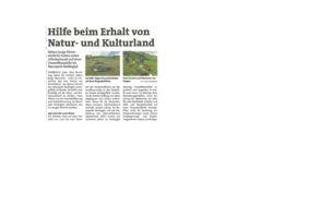 thumbnail of (2021-10-21) Hilfe beim Erhalt von Natur und Kulturland