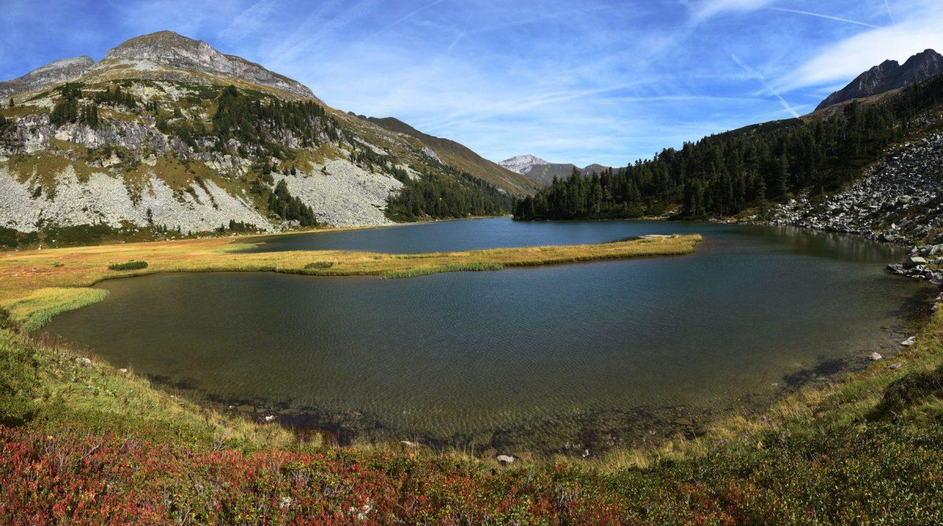 Herbstwanderung Karwassersee