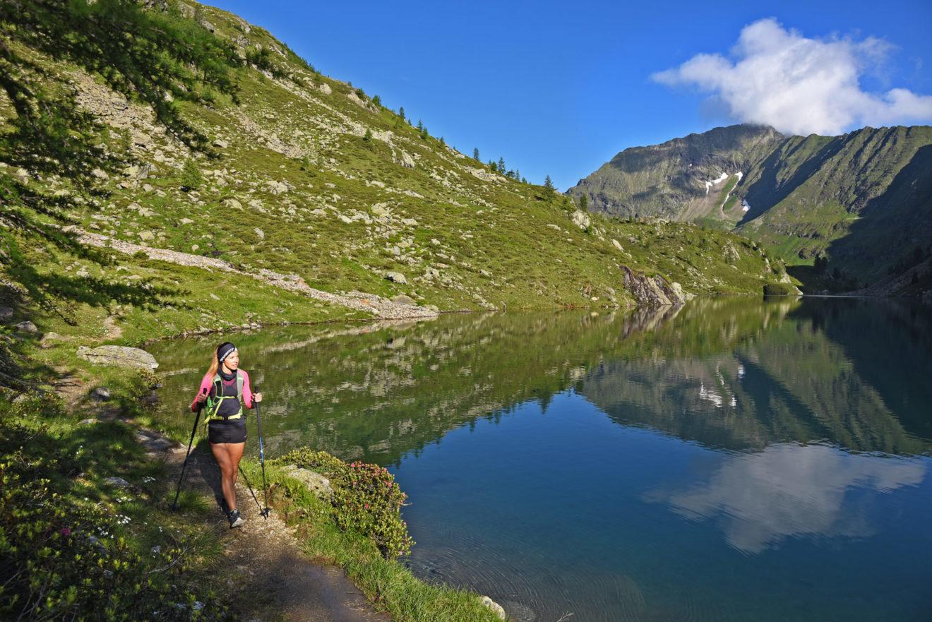 Über die Lanschitzseen zum Schöneck | Unterwegs im Biosphärenpark