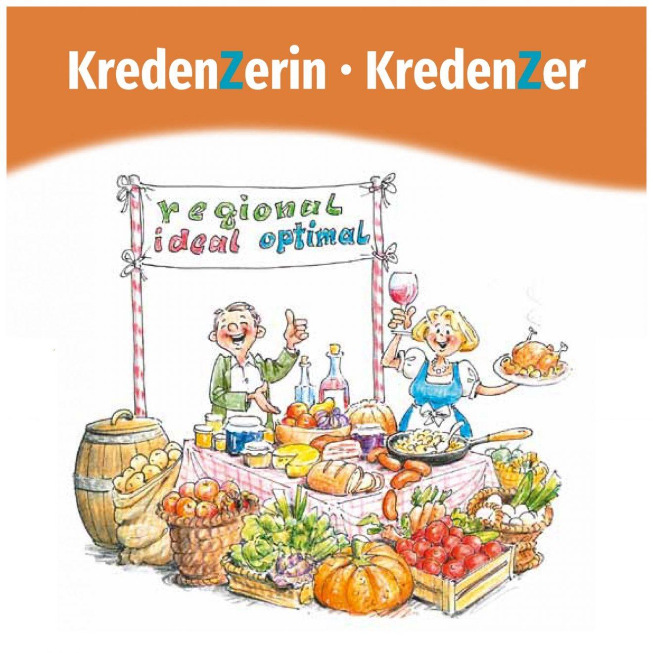 Regional & kulinarisch kreativ - Ein Projekt im Rahmen von EssenZen