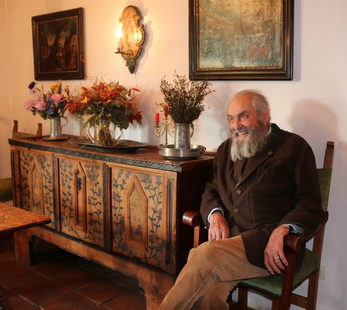 Restaurierung, Prof. Arno Watteck | Altes Wissen