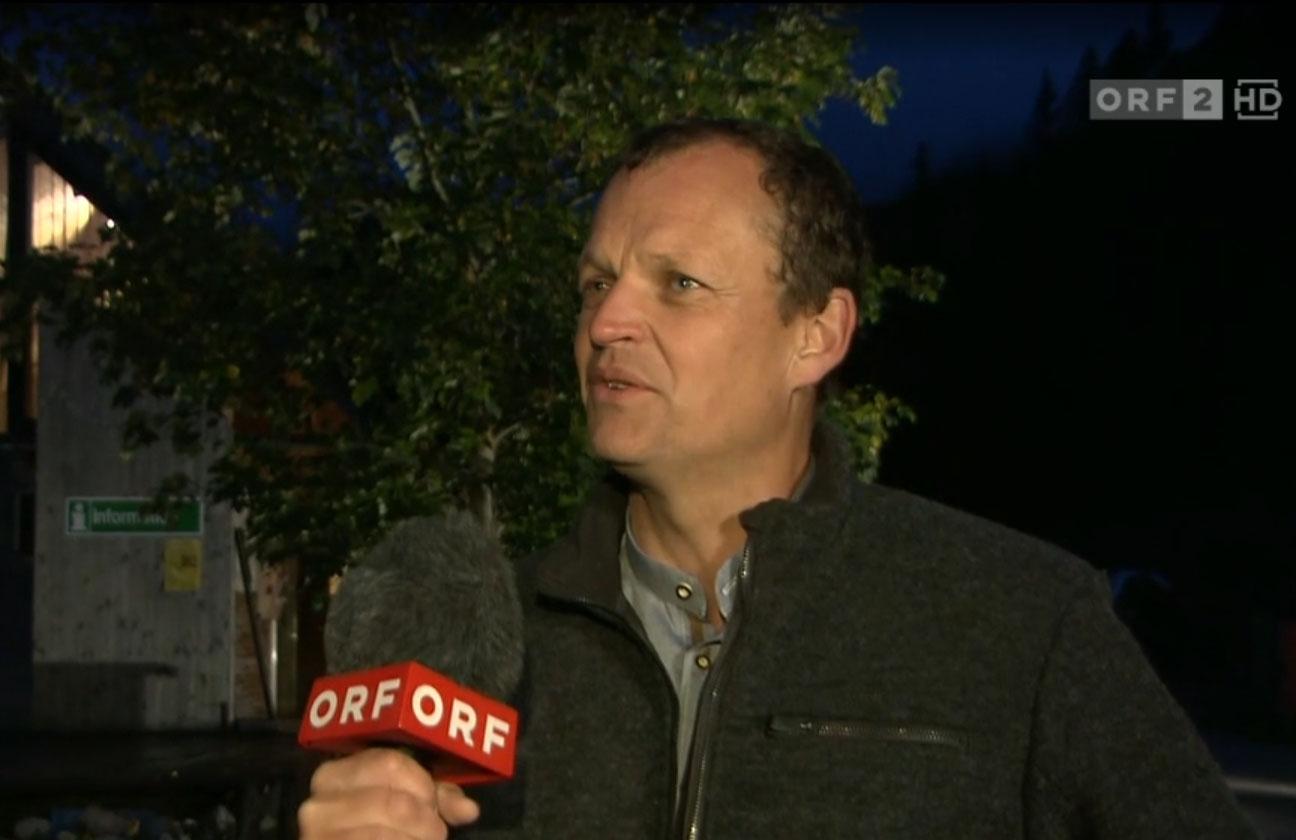 Thema Lichtverschmutzung - ORF Beitrag aus dem Lungau