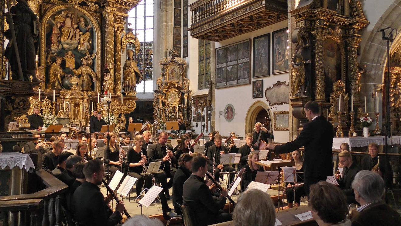 LuNo Winds - Eröffungskonzert Musiksommer St. Leonhard