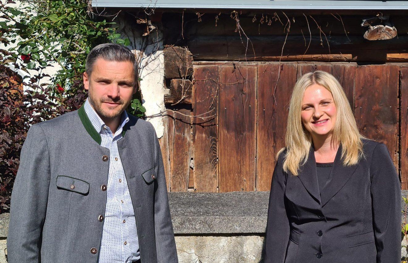 Mag. Petra Lüftenegger übernimmt das LEADER Büro