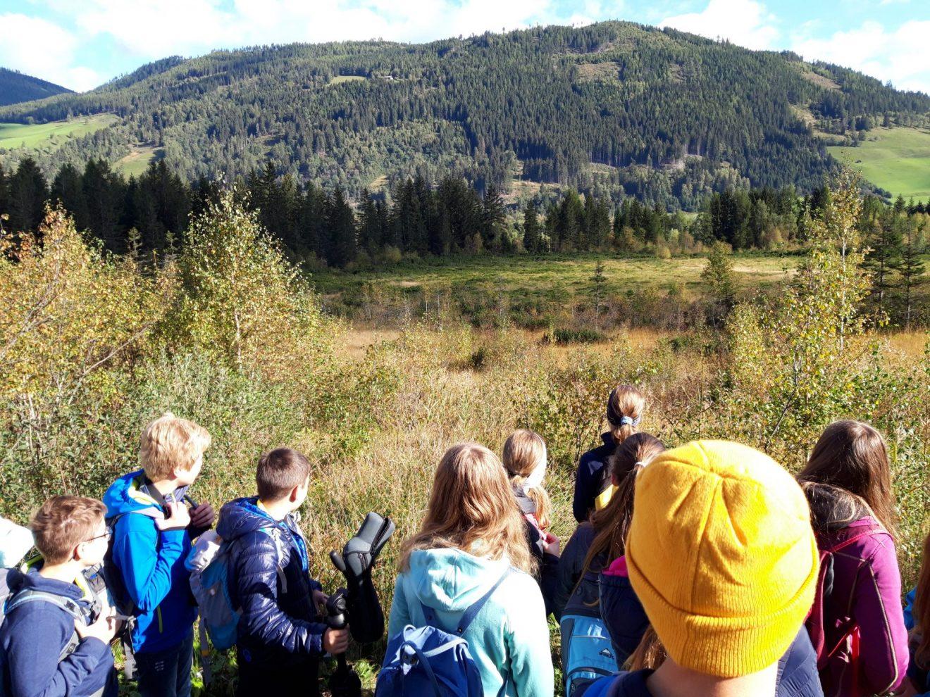 BG Tamsweg - Ausflug ins Saumoos