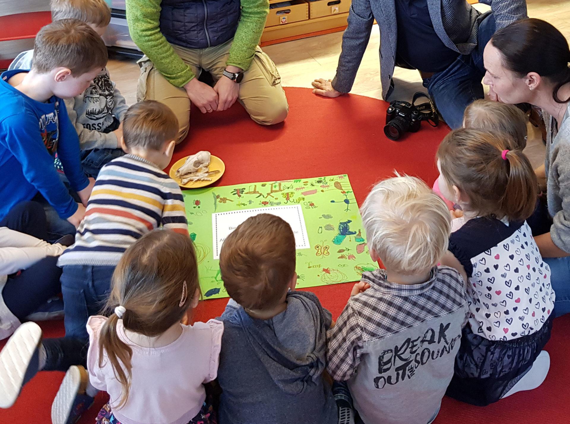 """Schon bald erste """"Biosphärenpark Kindergärten"""""""