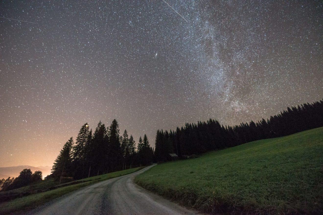 Termin Sternenwanderung Prebersee 08.08.2020