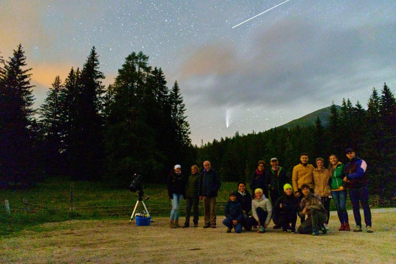 Beeindruckende Sternenwanderung am 20.07.2020
